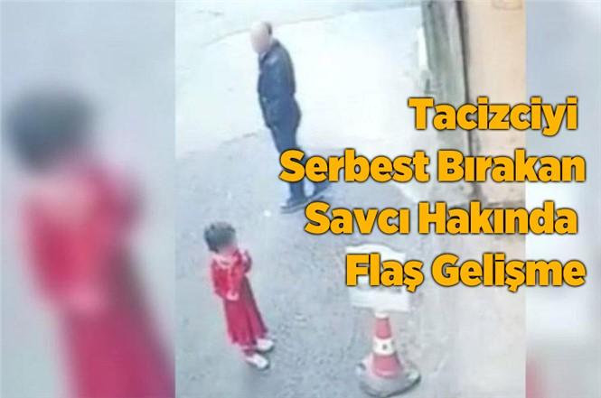 5 Yaşındaki Çocuğu Taciz Eden Zanlı Serbest Bırakıldı