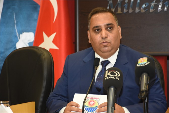 Tarsus Belediyesinin, Toplu Konut Projesi ''Belediye Konutları''nın Tanıtım ve Bilgilendirme Toplantısı Yapıldı