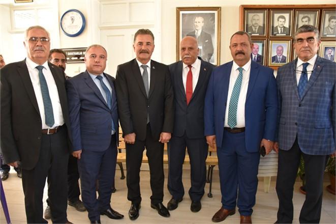 MHP Mersin Büyükşehir Belediye Başkan Adayı Hamit Tuna, Hedefine Adım Adım İlerliyor