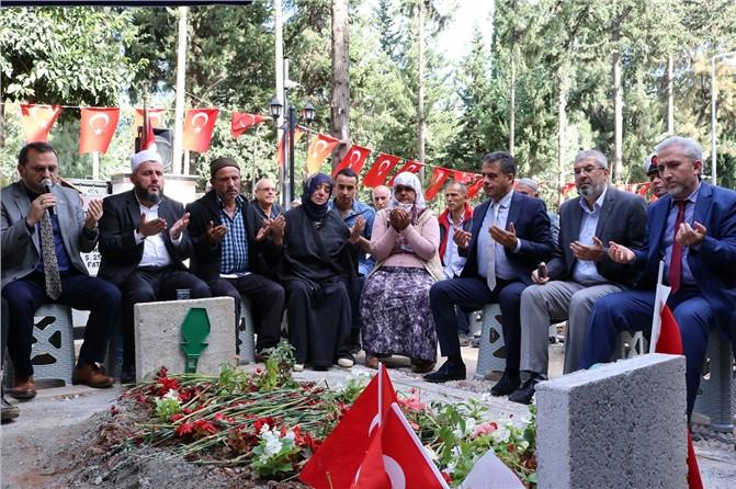 Şehit Jandarma Uzman Çavuş Asım Türkel'in Vasiyeti Yerine Getirildi
