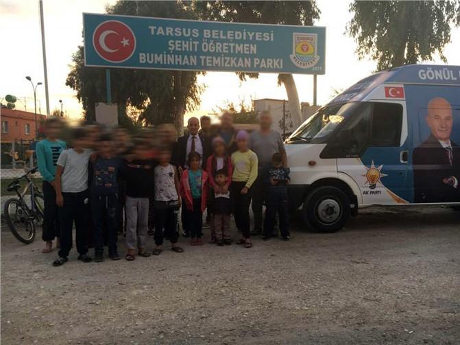 Mersin Tarsus'ta YSK'nın Yasak Kararlarına Uyulmuyor