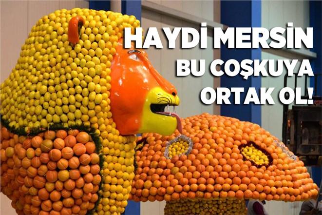 Mersin Narenciye Festivaline Hazırlanıyor