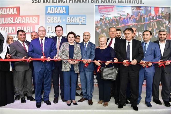 Tarsus Ticaret Odası Çukurova Fuarcılık ve TÜYAP Fuar'ına Katıldı