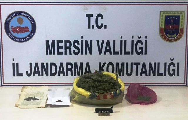 Mersin'de Jandarma Uygulamaları Huzur Veriyor