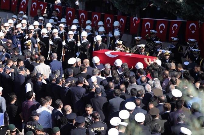 Şırnak Şehidi Uzman Çavuş Ömer Doğan, Mersin'de Son Yolculuğuna Uğurlandı