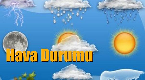 Mersin Hava Durumu; Hafta Sonu Yağış Geliyor