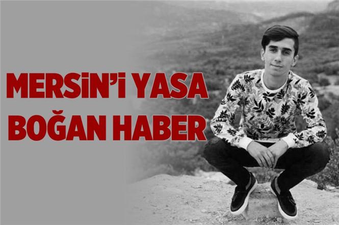 Mersin Pazarcılar Odası Başkanın Oğlu Erkan Batur Hayatını Kaybetti