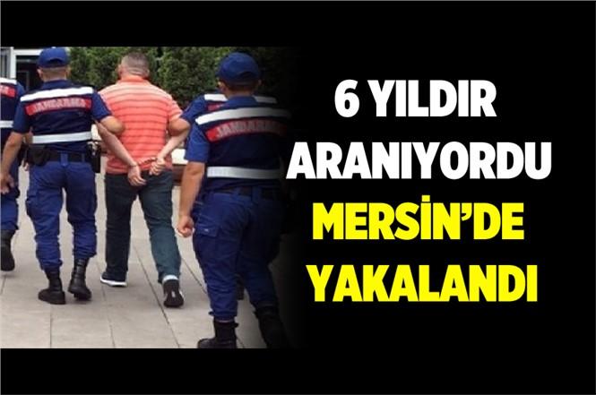 Anamur'da 20 Ayrı Suçtan 6 Yıldır Aranan Şahıs Yakalandı