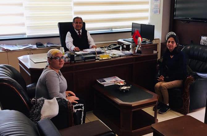 Gazeteci Erkablan'dan Ömer Kurnaz'a Teşekkür