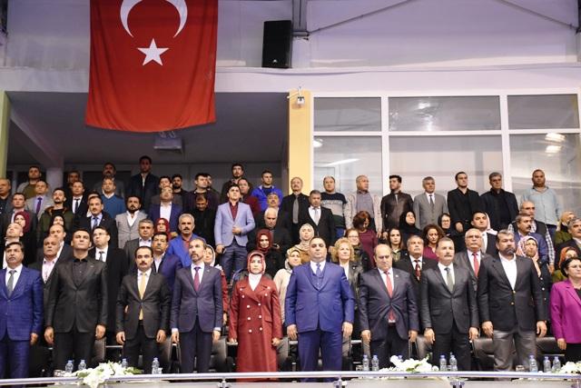 Tarsus Belediyesi Tarafından Düzenlenen Mevlid-İ Nebi Özel Programında Gönüller Mest Oldu