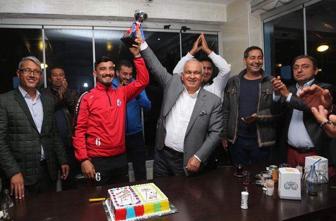 Sporun Birleştirici Gücü, Mersin Erdemli Belediye ve Boynuinceli Spor Birlik İçinde