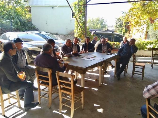 Tarsus Ak Parti'de Kemal Karaoğlu Heyecanı