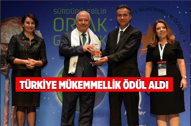 Meski Türkiye Mükemmellik Ödülünü Aldı