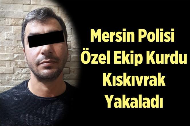 Mersin'de 10 Yıl Önce İşlenen Cinayetin Zanlısı Yakalandı