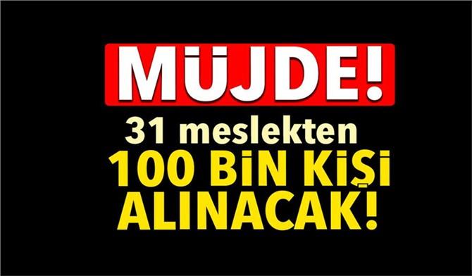 İstanbul Havalimanı'na 100 Bin Kişi Alınacak