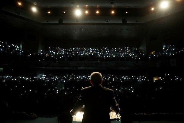 Cumhurbaşkanı Erdoğan'a Büyük Sürpriz