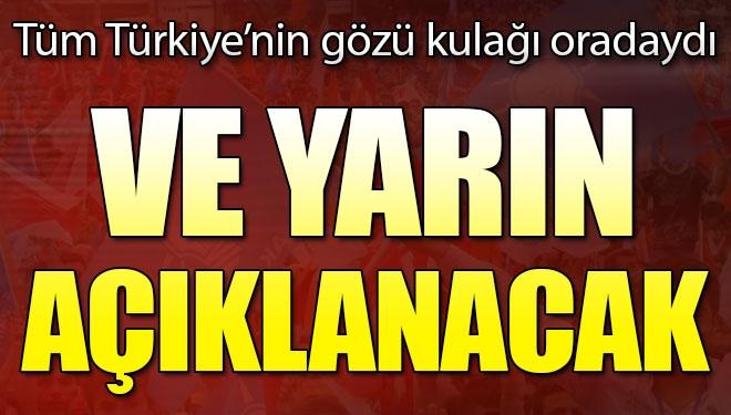 AK Parti'de 20 Başkan Adayı Yarın Açıklanıyor