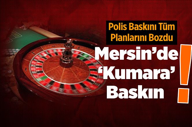 Mersin'in Tarsus İlçesinde Kumar Oynattıkları Belirlenen 3 Kahvehane Mühürlendi