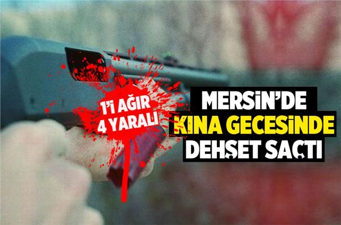Mersin Bozyazı'da Bir Düğünde Pompalı Tüfek Dehşeti