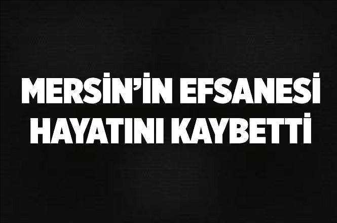 Mersin İdmanyurdu'nun İlk Kulüp Doktoru Aydın Özlü Vefat Etti