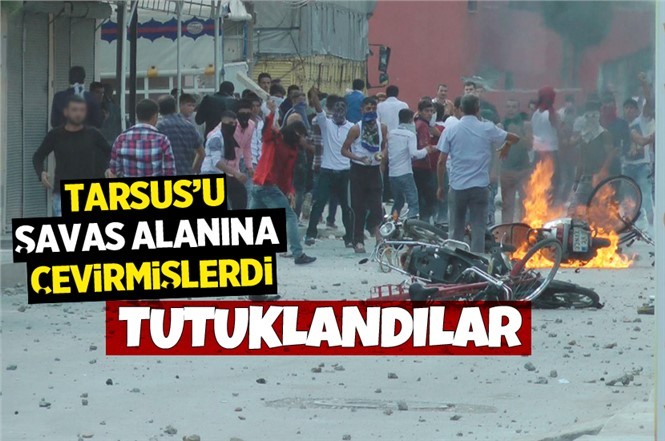 Mersin Tarsus'ta Terör Örgütü Pkk Operasyonu