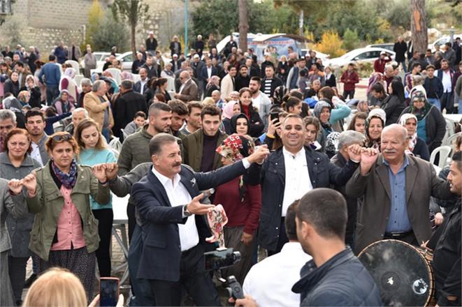 """MHP Mersin Büyükşehir Adayı Hamit Tuna; """"Gayemiz; Mersinimizi İleriye Götürmektir"""""""