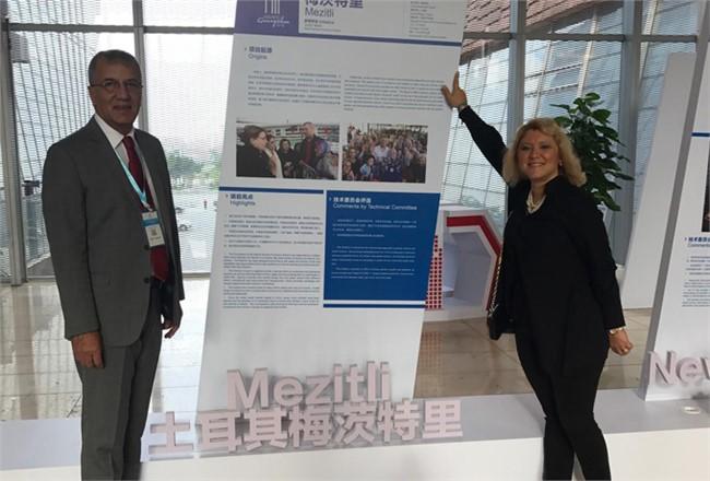 Mezitli Belediyesi'nin Çin'de Final Heyecanı