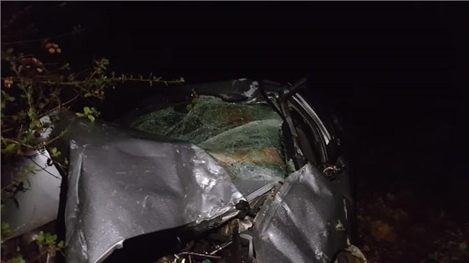 Mersin Çamlıyayla İlçesi Sarıkoyak Mahallesindeki Kazada Mustafa Küçük Hayatını Kaybetti
