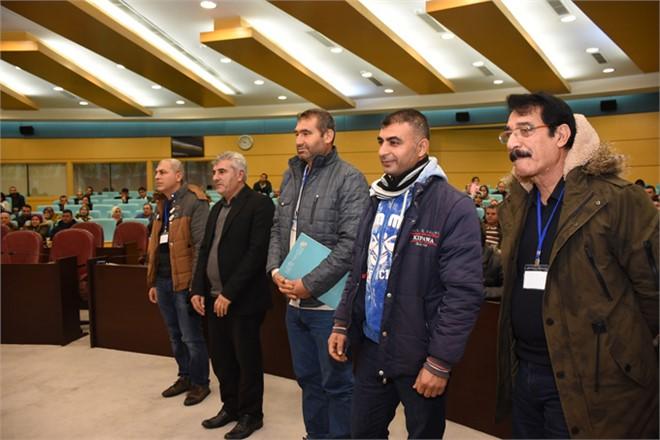 Tarsus Belediyesi Toplu Konut Projesinde Kuralar Engelli Vatandaşlar İçin Çekildi