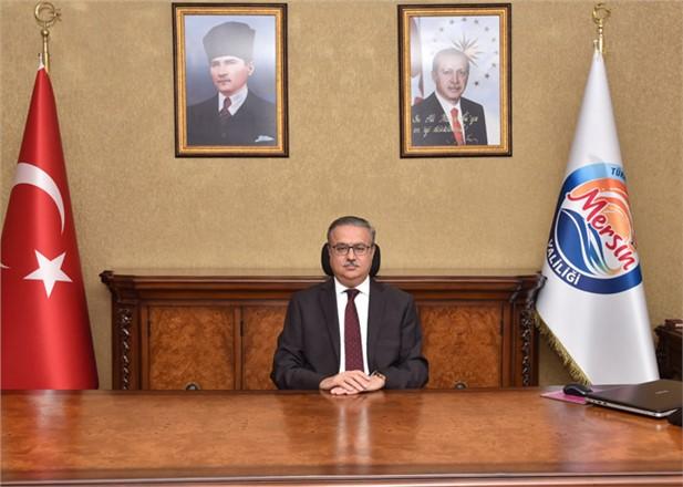 Mersin Valisi Ali İhsan Su'nun 10 Aralık İnsan Hakları Günü Mesajı