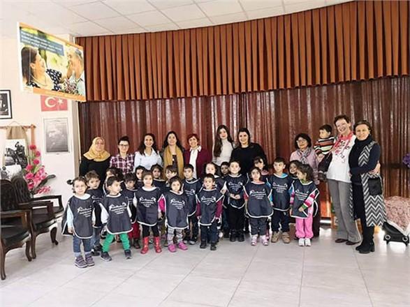 """Türkiye Alzheimer Derneği Mersin Şubesi Tarsus Grubu'nun """"İmece Mutfak"""" Etkinliği"""