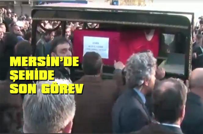 Şehit Emniyet Müdürü Altuğ Verdi Mersin'de Son Yolculuğuna Uğurlanıyor