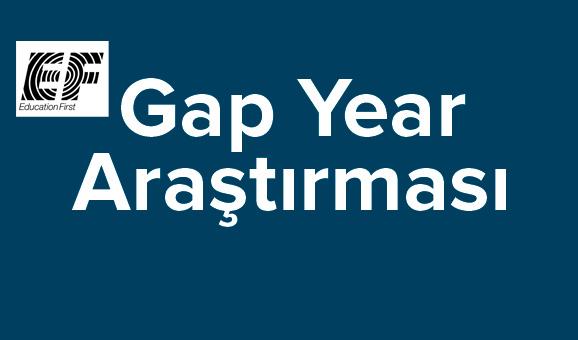 EF Education First - Gap Year Araştırması