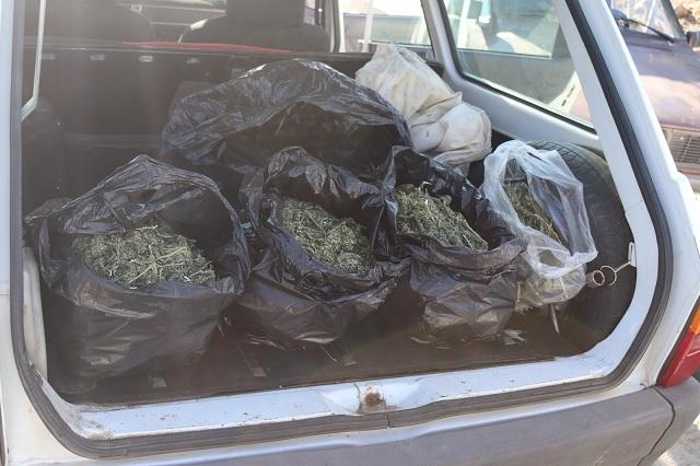 Mersin'in Anamur İlçesinde 4 Kilo Uyuşturucu Madde Ele Geçirildi