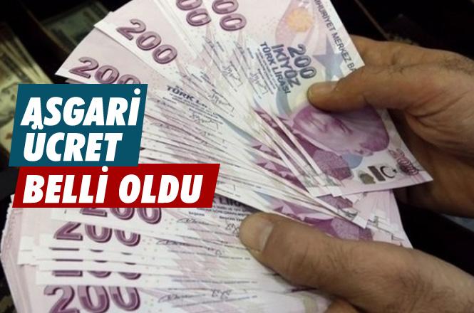 Asgari Ücret: 7 Milyon Kişinin Beklediği Yeni Rakam Belli Oldu, 2 Bin 20 Lira