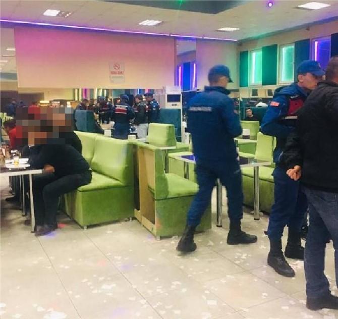 Mersin Jandarmasından Asayiş ve Düzenin Devamı İçin ''Huzur Uygulaması''