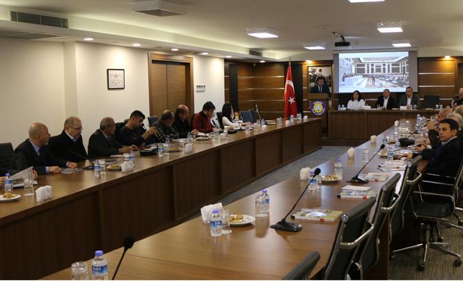 Tarsus Ticaret ve Sanayi Odası 2018 Yılının Son Meclis Toplantısını Yaptı