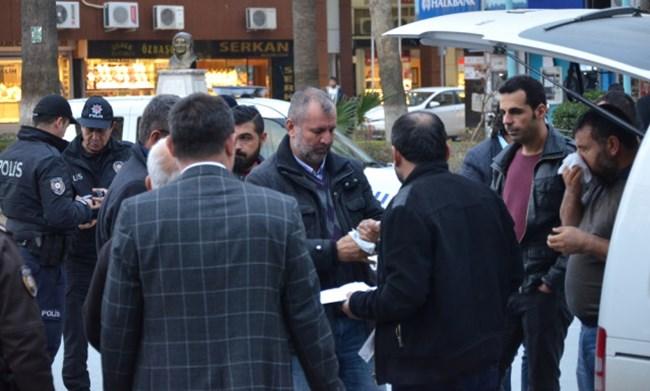 Mersin'de İş Adamının Bankadan Çektiği 300 Bin Lirayı Dikkat Dağıtarak Çaldılar