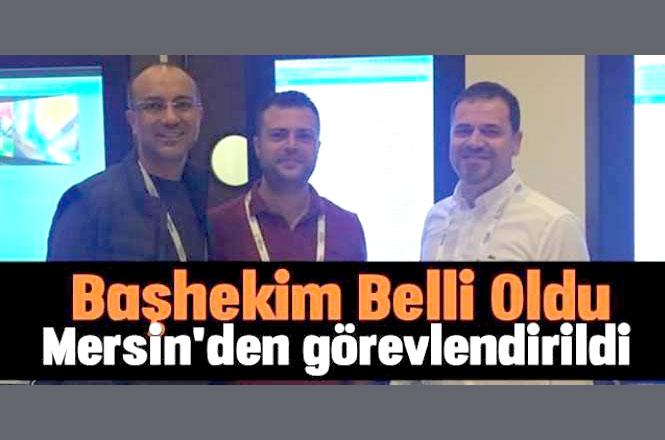 Tarsus Devlet Hastanesi Başhekimi Op.Dr. Sadık Emre Direk Oldu