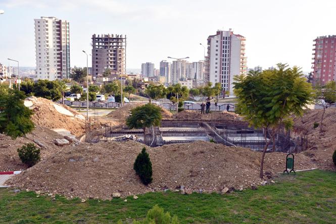 Tarsus'ta Ülker Aydın Gençlik Kütüphanesi'nin Temeli Atıldı