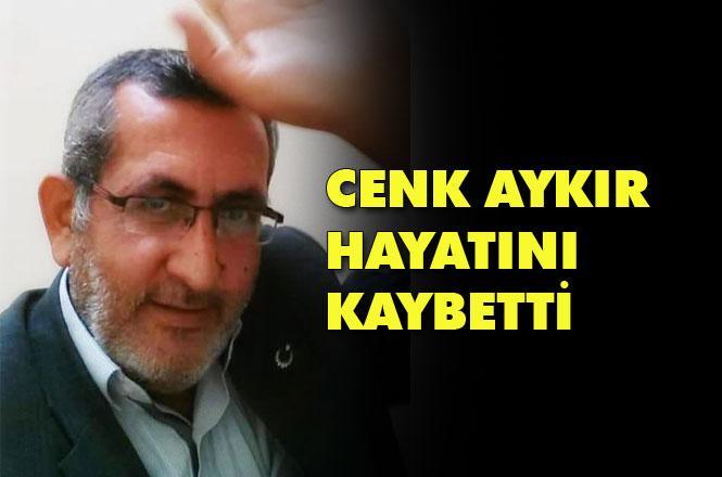 Yenice Vitrin Gazetesi Sahibi ve DHA Eski Muhabiri Cenk Aykır Hayatını Kaybetti
