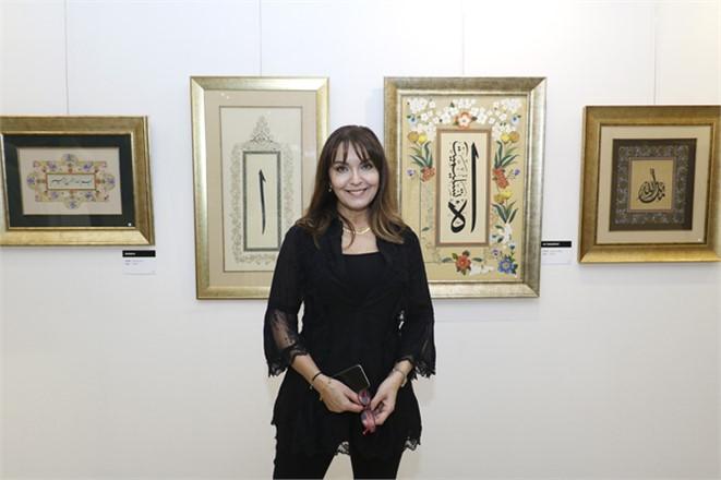 Tezhip Sanatçısı Esra Bora'nın Sevgi, Sabır ve Zarafetin Sanatı Tezhip, MTSO Sanat Galerisi'nde
