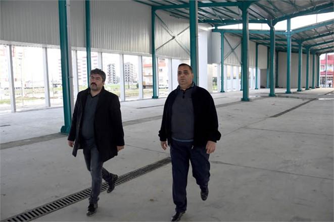 Tarsus Belediye Başkanı Şevket Can, 2019 Yılına Hızlı Girdi