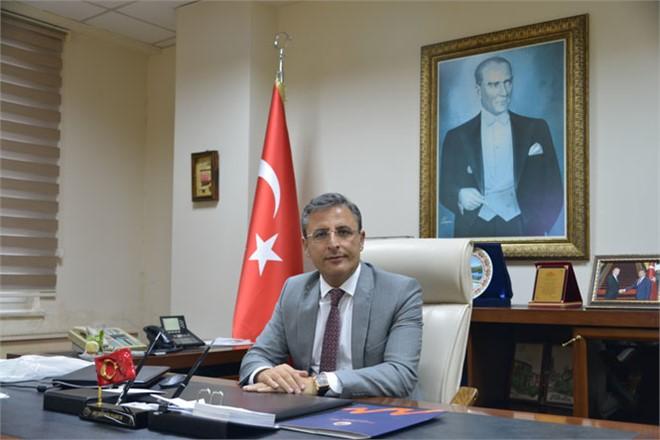 Akdeniz Belediye Başkanı Muhittin Pamuk'tan 10 Ocak Mesajı