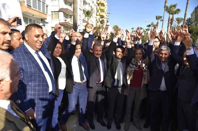 Cumhur İttifakı Tarsus Adayı, Mevcut Tarsus Belediye Başkanı Şevket Can