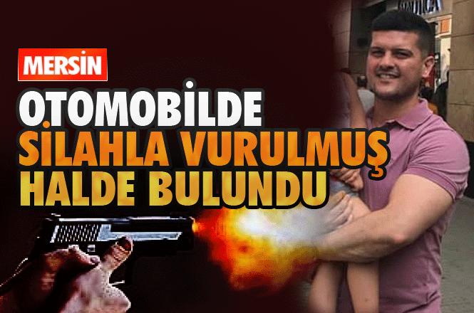 Cinayet: Mersin Mezitli Fındıkpınarı'nda Otomobilde Başından Vurulmuş 1 Erkek Şahıs Cesedi Bulundu
