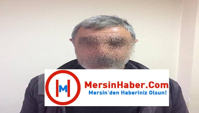 Cinayetten Aranan Şahıs Mersin Tarsus'ta Yakalandı