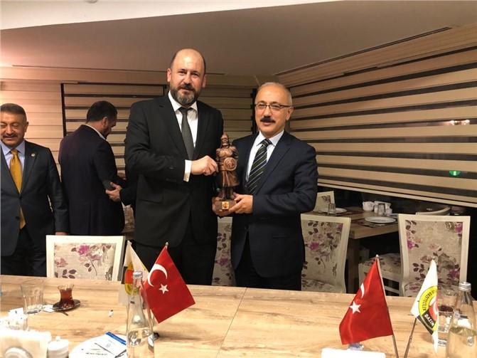 Tarsus Gazeteciler Cemiyeti, Ankara'ya Çıkarma Yaptı