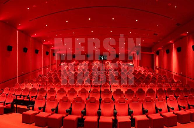 Cinemaximum Mersin Marina 18 Ocak 2019 Cuma vizyondaki filmler ve seansları