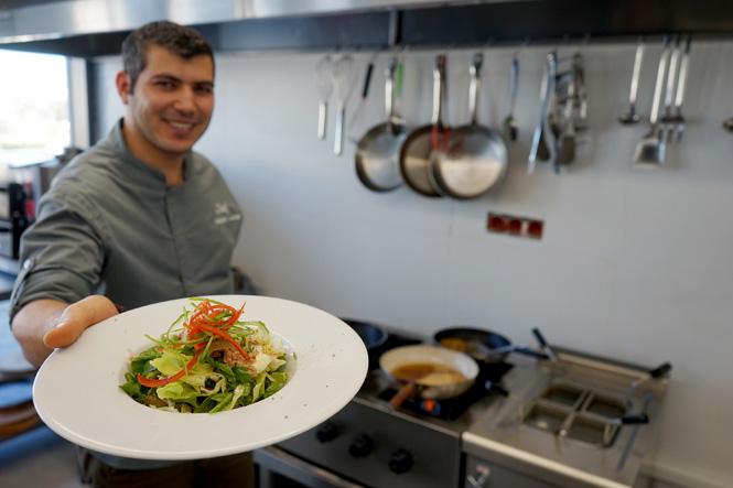 Lezzetli Yemekler Uygun Fiyata Sunuluyor! Mezitli Lokantası Hizmete Girdi